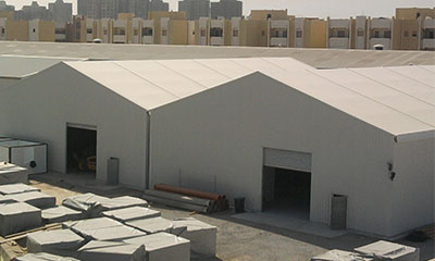 INDUSTRIAL RELOCATABLE STRUCTURES